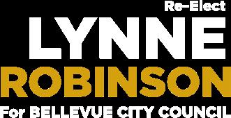 Re-Elect Lynne Robinson